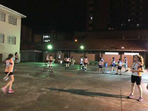 Mais um Festival 24h de Vôlei é realizado com sucesso no Núcleo Guarapuava/PR.